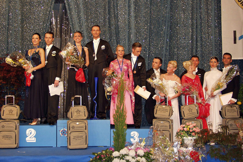 Chiasso 2003 Prize Ceremony Professional Standard