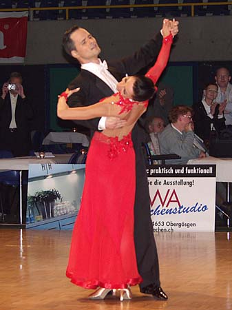 European Professional Modern Champions 2004 Mirko Gozzoli ...